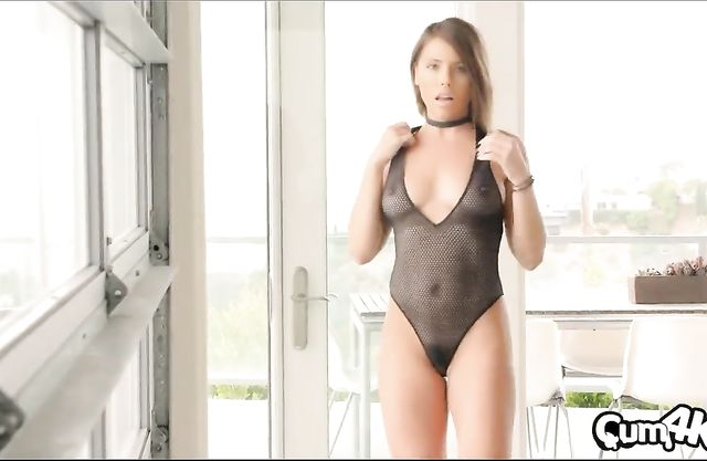 Naked girls do love receiving hot and tasty creampies in their cunts
