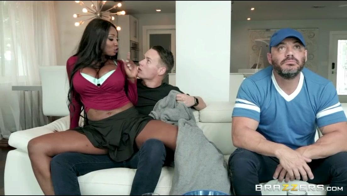 White Milf Loves Black Dick