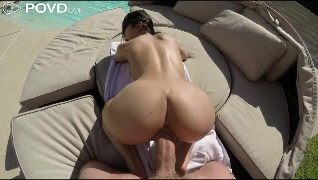 Brazzers Big Tit Oiled Milf