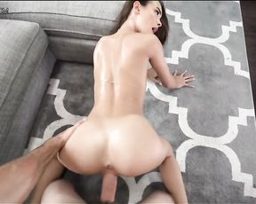 The cutest girl lets me fuck the tightest pussy my big cock has ever tasted!