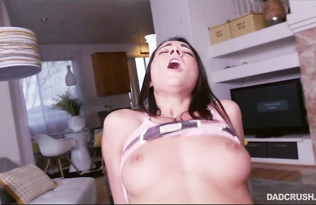 Daddy, are you sure that creamy white liquid flowing out my pussy is ok?