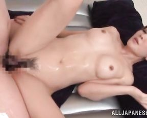 Nude beauty in sexy shower fuck home scenes with a stranger