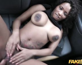 Babe has a lot of free time and decides to get black body naked and get it on