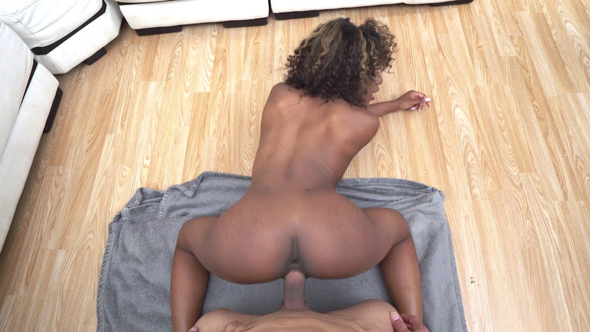 Ebony Jiggly Ass Doggystyle