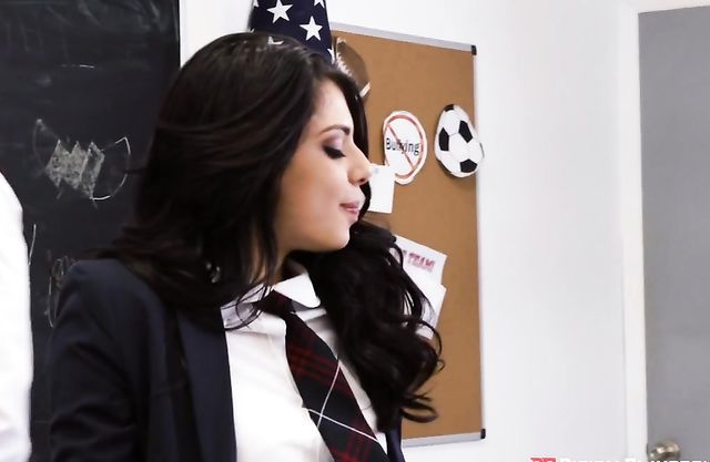Being carnal isn't for naked girls only cause professor wants sex too