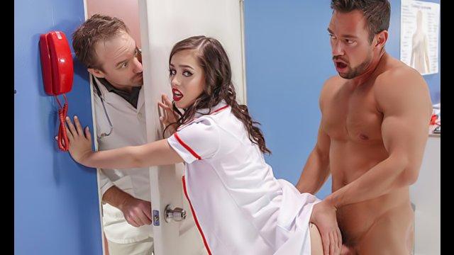 Naked nurse Nurse: 991