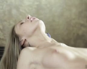 Sexy girl fucks with her man and takes a delicious facial cumshot