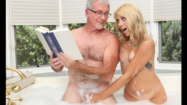 Naked blondes old men Old Man Still Has Enough Skill To Satisfy Craves