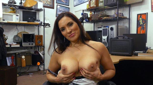 Pawn naked