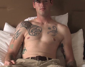 Buddy jerks off in front of agent's cam dreaming about naked girls