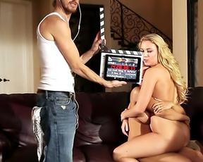 Compilation of naked lesbian girls preparing for passionate scene
