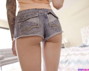 Insolent nude scenes of deep POV sex for a skinny ass babe with nice pussy