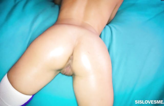 Naked girl with dark hair enjoys ass fingering and hardcore mouth fucking