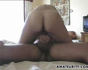 Cock riding tryout caught on cam with a babe enjoying the best porn
